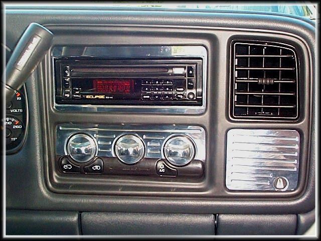 Chevy Fullsize Parts